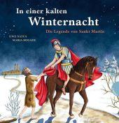 In einer kalten Winternacht, Die Legende von Sankt Martin Cover