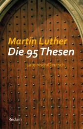Die 95 Thesen Cover