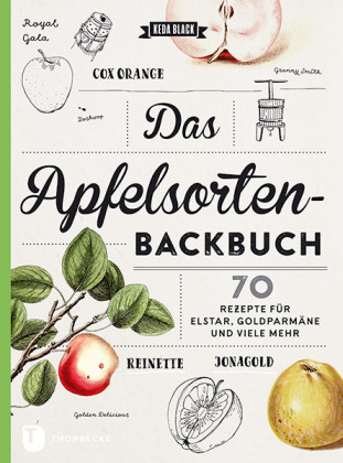 Das Apfelsorten-Backbuch