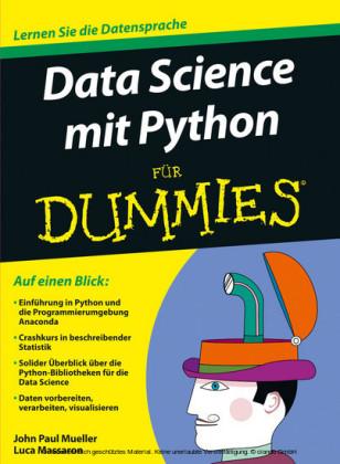 Data Science mit Python für Dummies,
