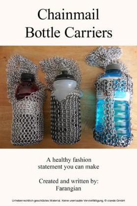Chainmail Bottle Carriers