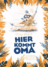 Hier kommt Oma Cover