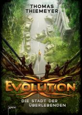 Evolution - Die Stadt der Überlebenden Cover