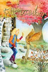 Eulenzauber - Rätsel um die Goldfeder Cover