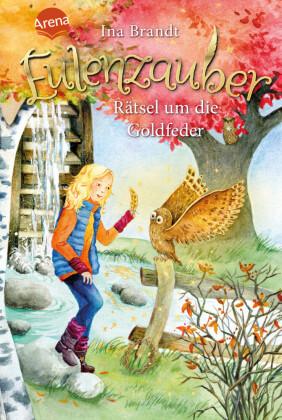 Eulenzauber - Rätsel um die Goldfeder