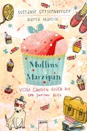 Muffins und Marzipan - Vom großen Glück auf den zweiten Blick Cover