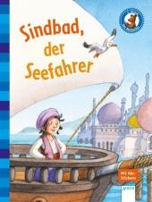 Sindbad, der Seefahrer Cover