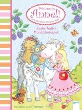 Prinzessin Anneli und das liebste Pony der Welt - Zauberhafter Mondscheinspuk