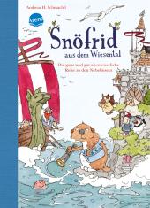 Snöfrid aus dem Wiesental - Die ganz und gar abenteuerliche Reise zu den Nebelinseln Cover