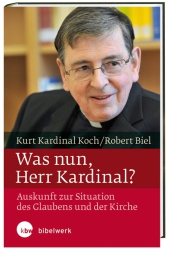 Was nun, Herr Kardinal? Cover