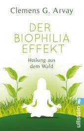 Der Biophilia-Effekt Cover