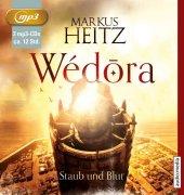 Wédora - Staub und Blut, 2 MP3-CDs