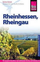 Reise Know-How Reiseführer Rheinhessen, Rheingau Cover