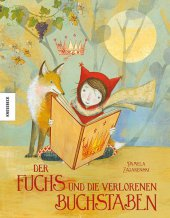 Der Fuchs und die verlorenen Buchstaben Cover