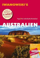 Australien mit Outback - Reiseführer von Iwanowski