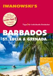 Iwanowski's Barbados, St. Lucia & Grenada - Reiseführer von Iwanowski Cover