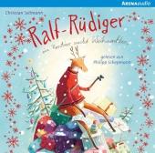 Ralf Rüdiger. Ein Rentier sucht Weihnachten, 1 Audio-CD Cover