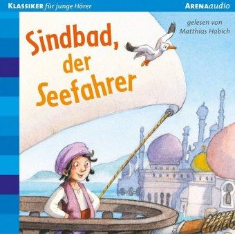 Sindbad, der Seefahrer, 1 Audio-CD
