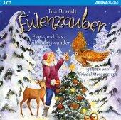 Eulenzauber - Flora und das Weihnachtswunder, 1 Audio-CD