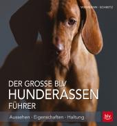 Der große BLV Hunderassen-Führer Cover
