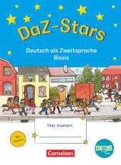 Deutsch als Zweitsprache - Übungsheft Basis (BOOKii-Ausgabe) Cover