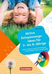 Aktive Entspannungsideen für 3- bis 6-Jährige Cover