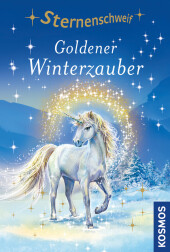 Sternenschweif - Goldener Winterzauber Cover