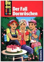 Die drei !!! - Fall Dornröschen Cover