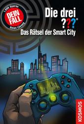 Die drei ??? - Das Rätsel der Smart City Cover