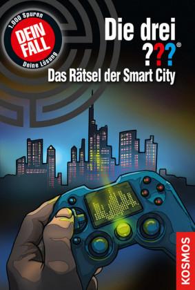 Die drei ??? - Das Rätsel der Smart City