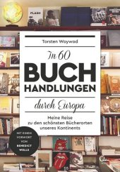 In 60 Buchhandlungen durch Europa Cover