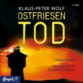 Ostfriesentod, 4 Audio-CDs Cover