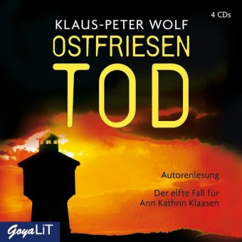Ostfriesentod, 4 Audio-CDs