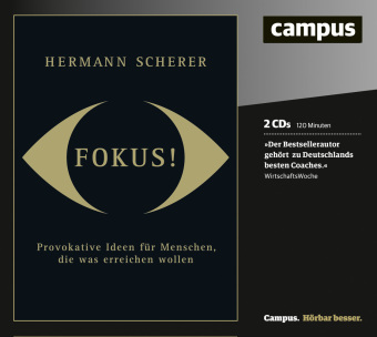 Fokus!, 2 Audio-CDs