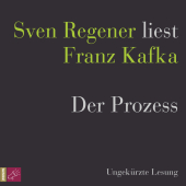 Der Prozess, 5 Audio-CDs Cover