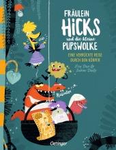 Fräulein Hicks und die kleine Pupswolke Cover