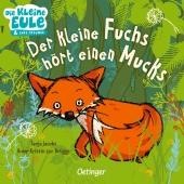 Der kleine Fuchs hört einen Mucks Cover
