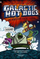 Galactic Hot Dogs - Das Würstchen schlägt zurück Cover