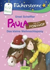Paula auf dem Ponyhof - Das kleine Weihnachtspony Cover