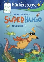 Superhugo taucht ab! Cover