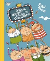 Schiefe Märchen und Schräge Geschichten Cover