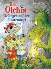 Die Olchis - Gefangen auf der Pirateninsel Cover