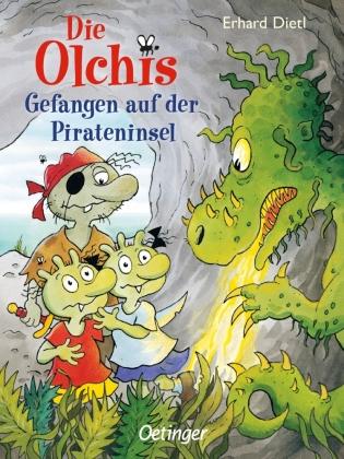 Die Olchis - Gefangen auf der Pirateninsel