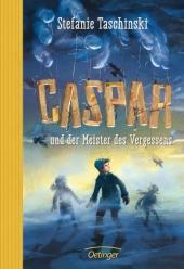 Caspar und der Meister des Vergessens Cover