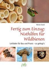Fertig zum Einzug: Nisthilfen für Wildbienen Cover