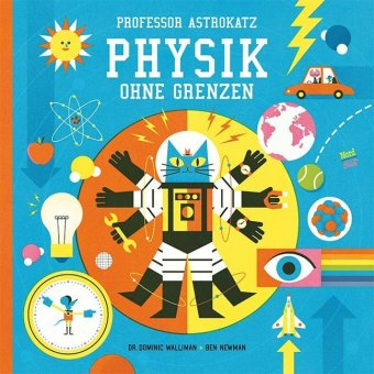 Professor Astrokatz - Physik ohne Grenzen