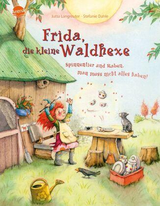 Frieda die kleine Waldhexe