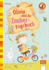 Olivia und ihr Zauber-Tagebuch Cover