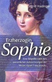 Erzherzogin Sophie Cover