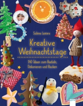 Kreative Weihnachtstage Cover